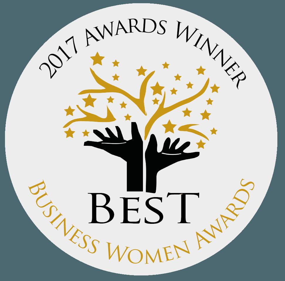 Business Woman award winner